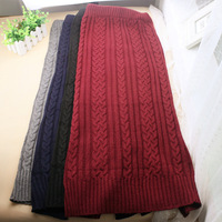 Yarn dress knit dress sweater bust dress a full dress twist and ankle dress tight dress