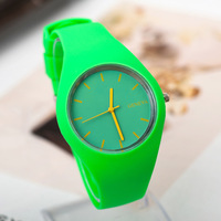 WAT182 Free Shipping 2013 New quartz women Fashion Silicone wrist watches ladies mechanical hand wind luxury watches for dress