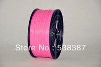Free shipping 2pcs/bag ABS 1.75mm Filament for 3D printer many colors 2pcs!! Natural ABS Spool wire for 3D extruder machine