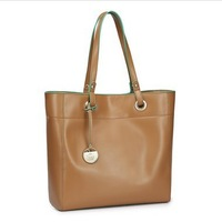 free shipping five star service 1pcs nice high quality pu leather handbag, 170700 drop shipping