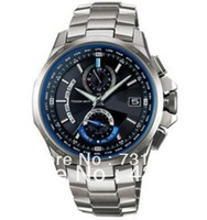 New OCW-T1000-1AJF Chronograph Men's Quartz Movement Watch OCW-T1000-1A OCW T1000