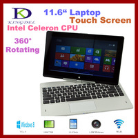 NEW Rotating intel celeron 1037U 1.8GHz, windows 8, 11.6 inch Tablet PC,4GB Ram,500GB HDD, keyboard attached,Bluetooth, wifi