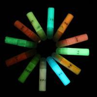 Glowing  pen Creative pen luminous pen neon pen chromophous doodle water colorful  pen set luminous painting pigment light pen
