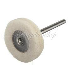 5pcs Mounted Buffing Wheel Watch Glass Stone Cleaning Tool Polishing Mop Cotton Buff Repair Parts Free Shipping(China (Mainland))