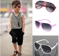 Trendy  Boys Girls Kids Sunglasses Child  White/Pink/Red/Black/Green