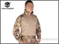 Emerson Tactical G3 Tshirt  airsoft Army BDU  Combat uniform  Kryptek Highlander EM8594