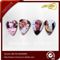 music tool  expensive superior guitar picks with one color word logo