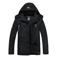 New fashion Brand NAPAPIJRI Mens Winter long thicken warm down jackets outdoor Goose down jacket