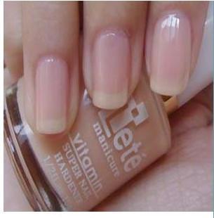 Leyte lete nail polish oil jelly shallowly 120 beige(China (Mainland))