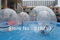 Entertainment 2.5 m water walking ball inflatable toys trampoline drum Pool Water