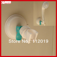 New Bathroom Wall Mount Attachable Shower Head Holder Suction Adjustable Bracket Cup Grip