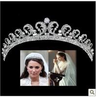 Kate Princess Crown Princess royal tiara bridal jewelry luxury jewelry