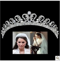 Kate Princess Crown Princess royal tiara bridal jewelry luxury jewelry
