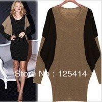 Europe and the United States women's clothing in the spring of 2013 the new easing celebrities bat s