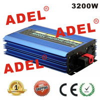 3200W DC TO AC POWER INVERTER USE FOR car boat ships wind turbine system off grid solar computer fan TV printer scanner camera