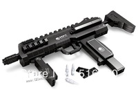 MP7 Gun Model 1:1 Toys Building Blocks Sets 508pcs Educational DIY Assemblage Bricks Toy