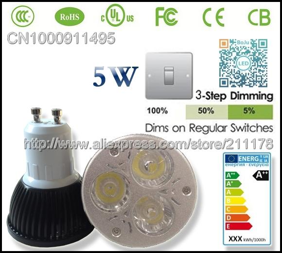 GU10 3X2W,Dimmable Bubble Ball Bulb AC/DC12V,AC85-265V,50PCS Free Shipping,home lighting RoHS CE(China (Mainland))