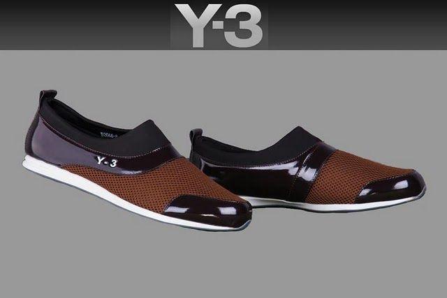 Купить Мужские мокасины Y3 Breathalbe Sneaker Multi 40/46 AY121201 ...