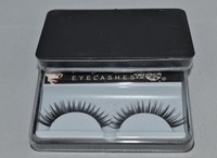 High quality mc brand FALSE EYELASH(10PAIRS/LOT)FREE SHIPPING