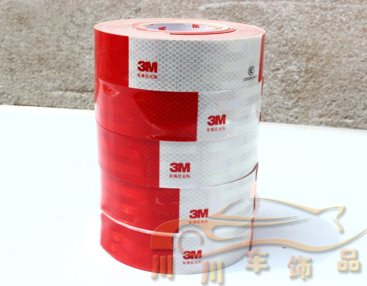 3m reflective strip reflective stickers truck reflective area(China (Mainland))