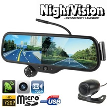 rearview mirror car dvr price