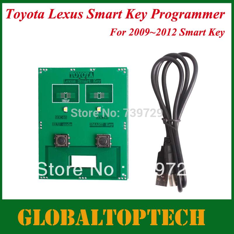 Free shipping! 2014 New Arrivals A+ Quality Toyota Lexus Smart Key Programmer for 2009~2012 Smart Key Toyota Key Copier Program(China (Mainland))