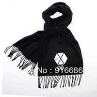 10 Pcs/lot k-pop  the south Korean star exo xoxo wolf 88  Cotton  Wool long scarf size 175 cm Muffler