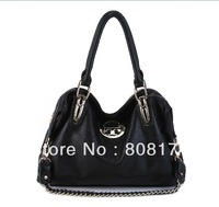 2013 new tassel chain bag diagonal shoulder handbags S106 Red, Black, Rose Red Women bag