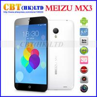 MEIZU MX3 2GB RAM 32GB ROM Exynos5410 Octa Core Smartphone 5.1 Inch 1800 x 1080p Flyme3.0 OTG WCDMA / GSM GPS Russian