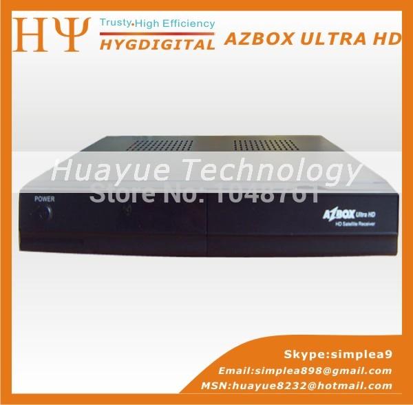 Digital Satellite Receiver AZbox Ultra HD DVB-S2 for South America azbox(China (Mainland))