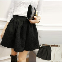 Hot selling!New 2013 Fashion Womans New arrive Fashion Women skirt Ladies bud Mini Skirt Black/white