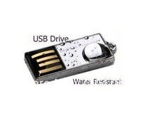 LP3 wholesale 64GB Waterproof Mini Free Key Chains USB 2.0 Flash Drive Memory Stick Car/Thumb/Pen