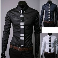 12.02 On Sale Big Size Polo Clothing Shirt Brand Casual Designer Items Fitness Men's Slim Fit Mens Shirts For Men 2013 Designer