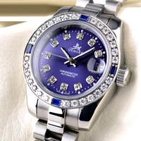 Famous brand women Awsky swiss rhinestone watches luxury watch for woman diamond  2013 new design wristwatch  top fashion