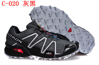 Cheap Wholesale 2013 New Arrival Mens Salomon Running Shoes, Men Athletic Shoes Salomon With Tag with box