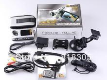 Upgrade ! F900 Car Camera with HD 1920*1080P 25fps 2.5'' LCD Recorder FL night vision HDMI F900LHD(China (Mainland))