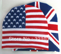 Wholesale - Hot!New 10 PCS Popular Occident Style Unisex Beanie Hat Ski Cap Festival Party Gifts