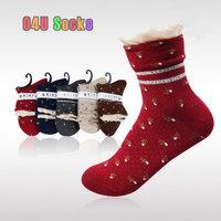 2014 Brand New Fashion Women Autumn-summer Socks Harajuku Cute Female Floor Socks for Women Wholesale 5pair/lot Free Shipping 52