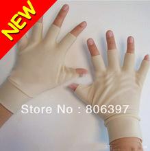 New Arthritis Gloves Carpal Hand Ache Pain Rheumatoid THERAPY Health Care Free Shipping(China (Mainland))