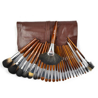 New arrival 26 pieces/set professional makeup brush kit cosmetic set makeup accessories cosmetic tools QUALITY A+++++