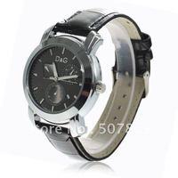 Free Shipping 2014 New Fashion Famous Brand Men Boys Sport Watch Unique Design TOP Quality Luxury Leather Quartz Wrist Watches