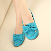 Free shipping! High quality 2013 fashion lady single shoes/ women's shoes/female comfortable flat-bottomed shoes
