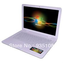Factory 13.3″ Laptop Ultrabook Windows 7 Netbook with Intel Atom D2500 1.8Ghz, 1GB RAM,160GB HDD,1.3M Webcam,WIFI, cheap laptop