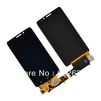For Motorola Droid Ultra XT1080 MAXX 1080M LCD Screen Digitizer Touch Glass Assembly Free shipping + LCD protective film