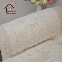 free shipping Chiffon armrest sofa towel sofa towel sofa cushion towel cover 58 58cm