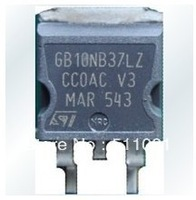 3PCS STGB10NB37LZ GB10NB37LZ IGBT N-CHAN 20A CLAMP D2PAK