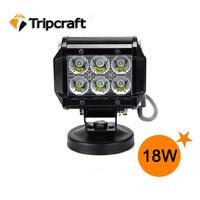 "New product! 4x4 LED Light Bar 4"" 18w OFF ROAD LED LIGHT BAR for Trucks Atv SUV"