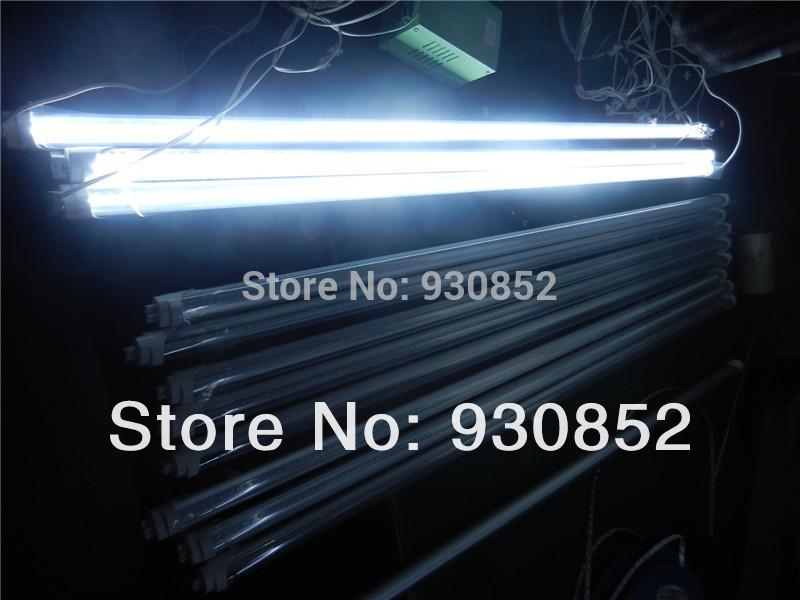 2013 new style fashion free shipping LED Tube T8 1200mm 18W Light Lamp Pure White 85-265V Aluminum +50pcs/lot(China (Mainland))