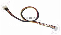 Graphics 4-pin fan extension cord Extend the 4-pin power cable length 20CM