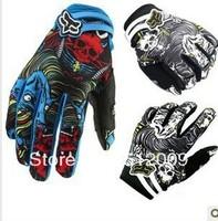 Hot Free Shipping 2014 New 1pcs ATV Motorcycle gloves Motocross Racing Riding Cycling SUV gloves